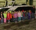 MORRISONVILLE SCHOOL KIDS TOURING THE STORE