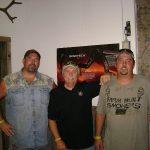 Matt, BJ and Stan Potts