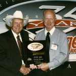 Hank & Forrest Wood at Ranger's 35th Anniversary Show