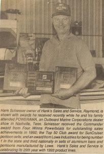 1990's award