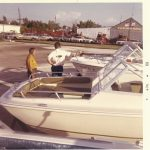 boat show in the late 1960's