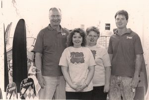 Hank, Joyce, Tricha & Todd