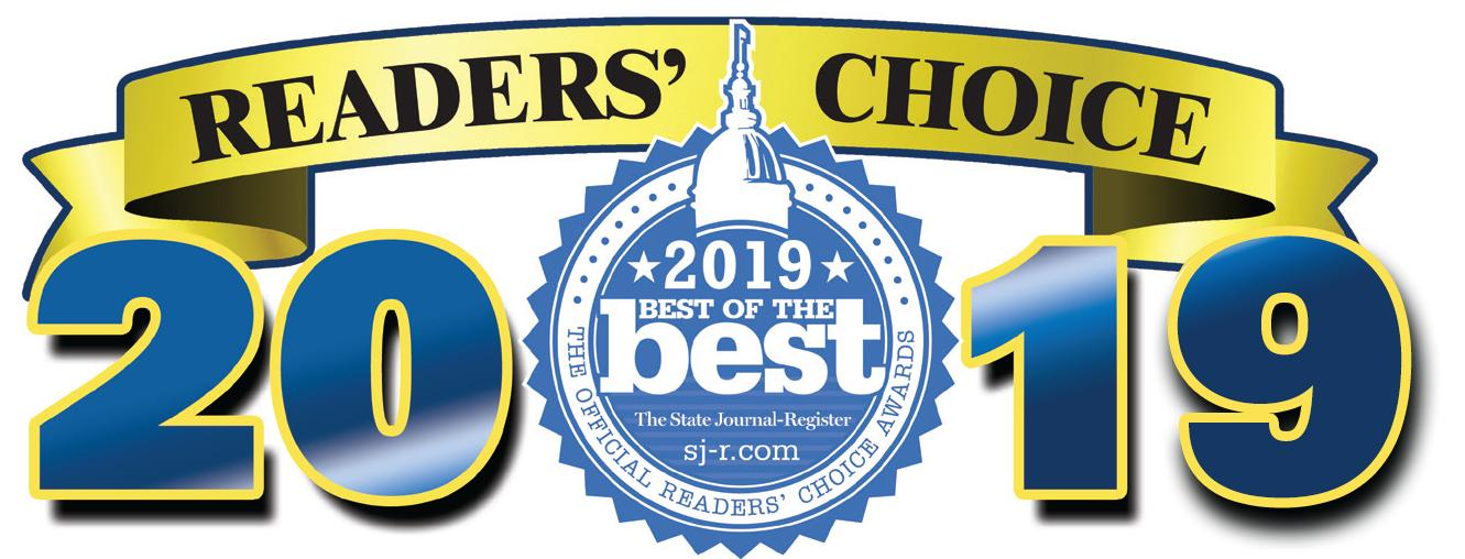 readers choice 2019 Award