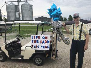Hanks on the farm