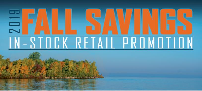 Ranger- Fall In Stock Savings Banner
